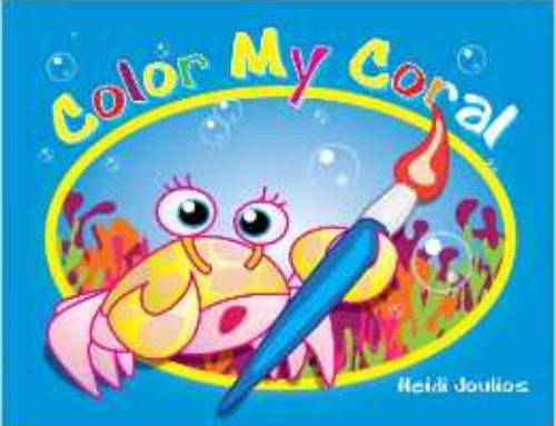 Color My Coral by Heidi Julious