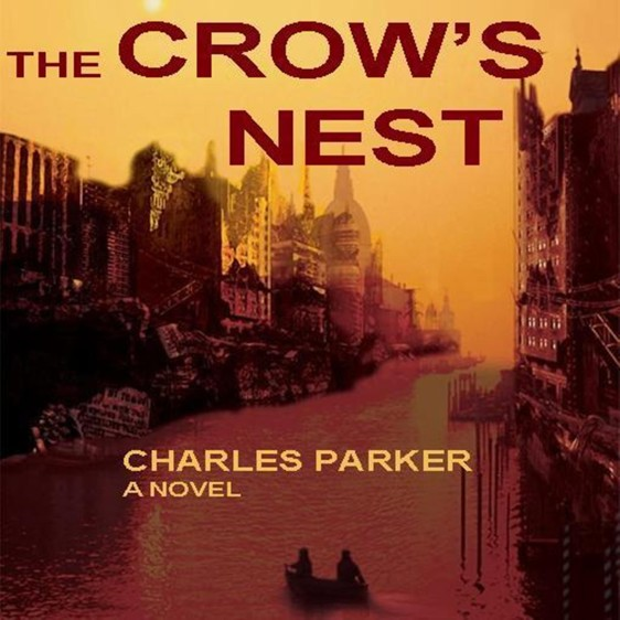 The Crow's Nest by Charles Parker audiobook cover image