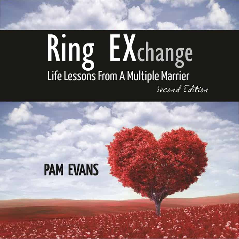 Ring EXchange: Life Lessons From a Multiple Marrier by Pam Evans audiobook cover image