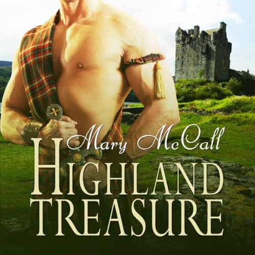 Highland Treasure audio cover