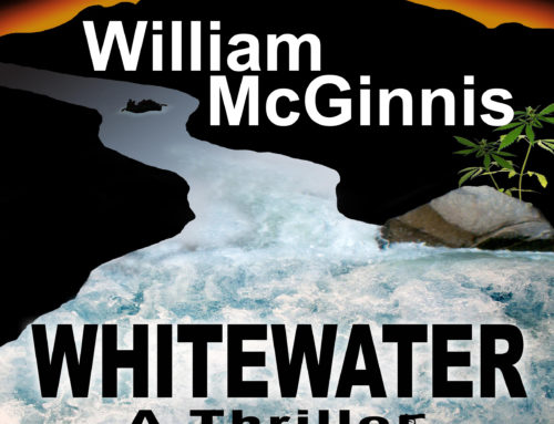 Whitewater: A Thriller on sale starting 9/27!