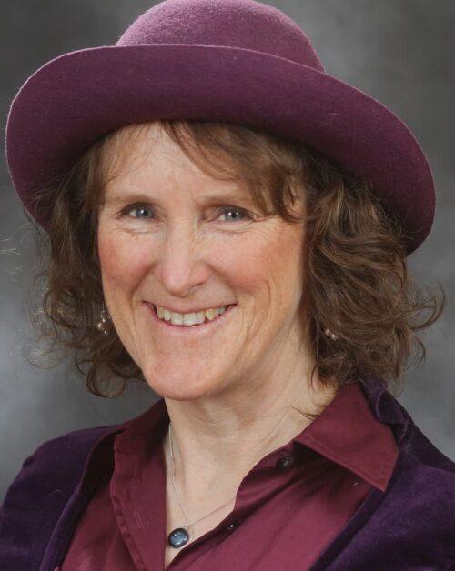 Becky Parker Geist audiobook expert
