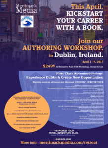 Dublin Ireland retreat flier