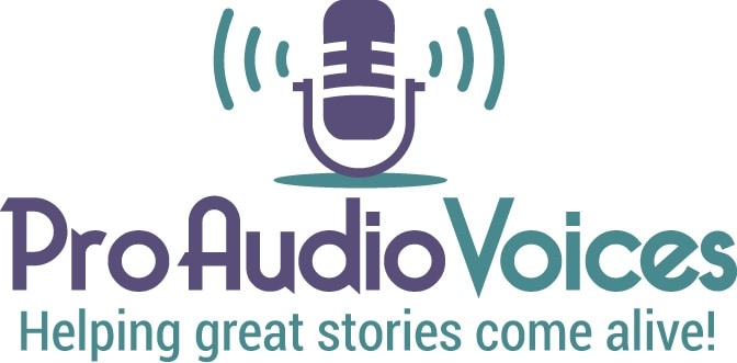 Logo Pro Audio Voices