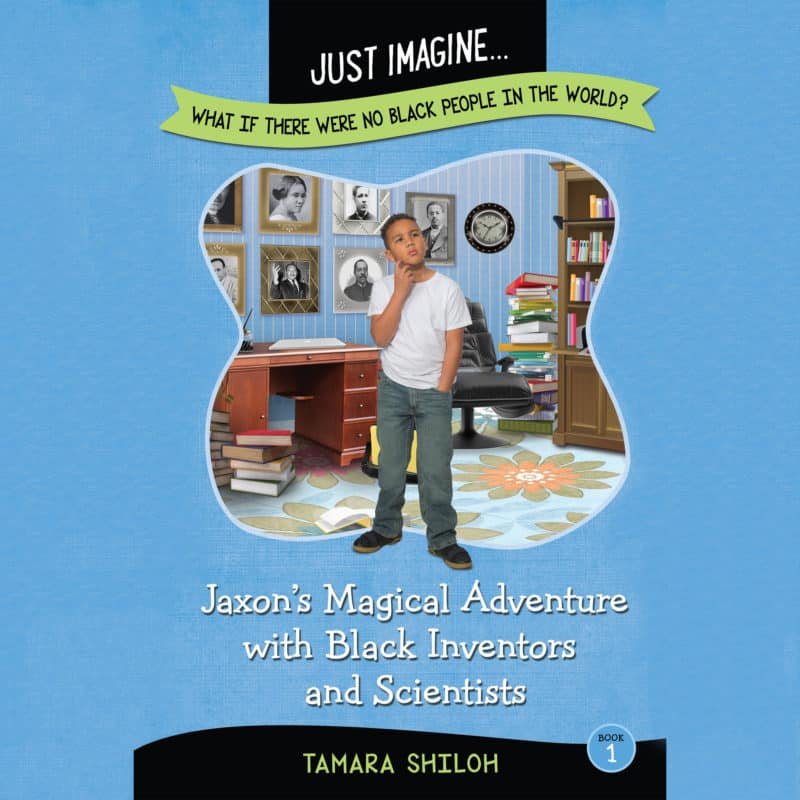 Audiobook Jaxon's Magical Adventure with Black Inventors and Scientists