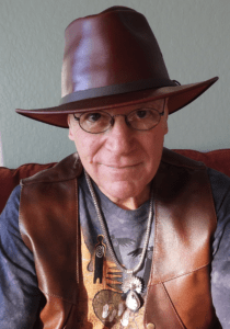 JD West author of Cosmic Cowboy the Musical audiobook