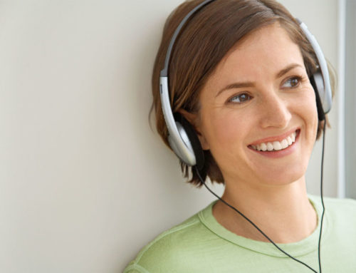 Keeping Calm with Audiobooks