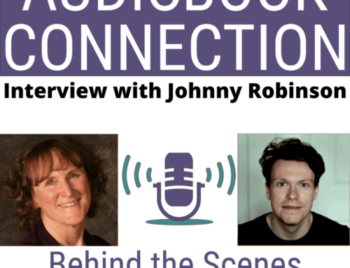 Episode 57: Interview with Johnny Robinson, Audio Club host