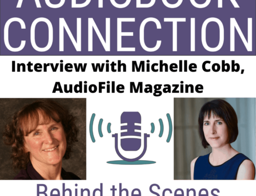 Episode 59: Interview with Michelle Cobb, AudioFile Magazine