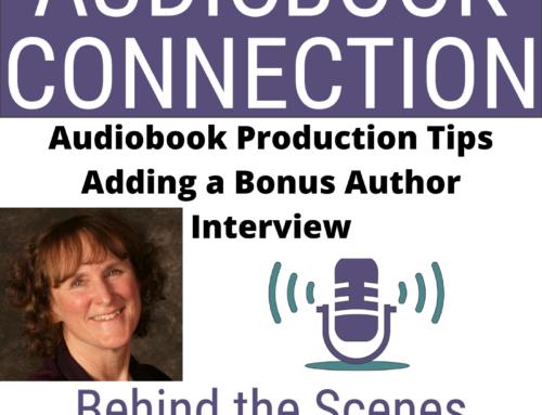 Episode 66:  Adding a Bonus Author Interview